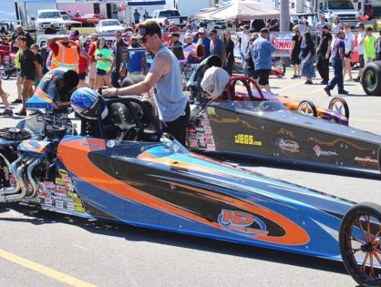 Another Successful year at New England Dragway